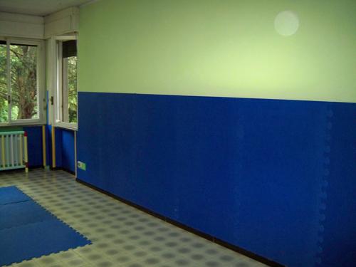 Protezioni e pannelli murali antinfortunistica e antitrauma