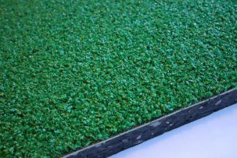 tappeto antitrauma erba