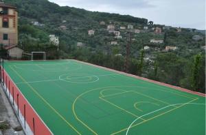 pavimentazione campi da tennis