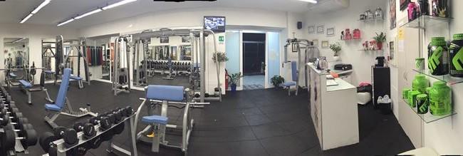 Spartan gym Ischia SAS