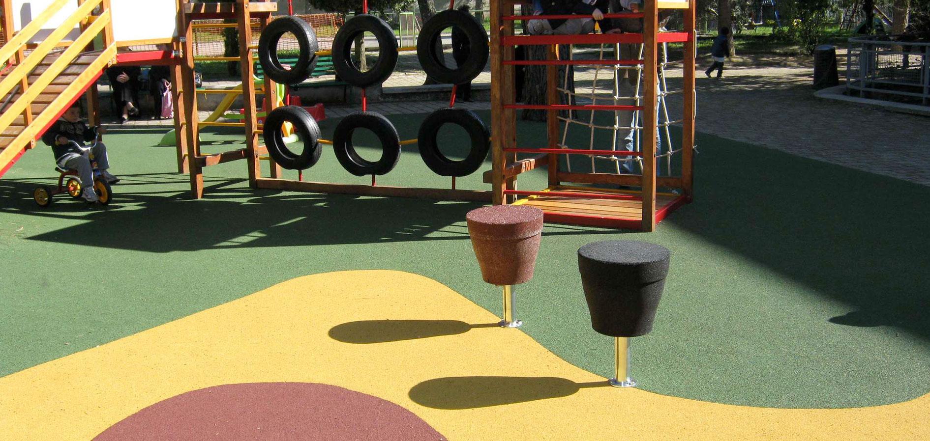 Pavimento Antitrauma E Antiurto In Gomma Offerte E Vendita