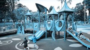 pavimento antiurto parco giochi