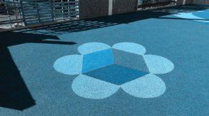 pavimento antitrauma esterno