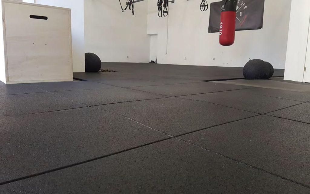 pavimento per palestra