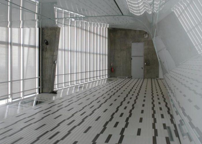 grattacielo pirelli pavimento gomma